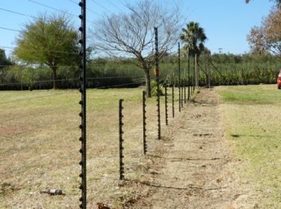 Free Standing Fence installation, fencing