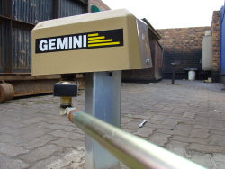 Gates Motors and Gate Automation Gallery Tandem Security. Gemini Gate motors, centurion gate motors and Security Product Images from Tandem Security Pretoria