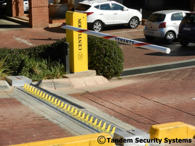 Booms Amp Traffic Barriers Access Control Tandem Security